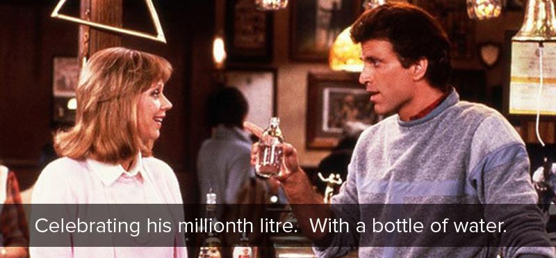 One Meellion litres