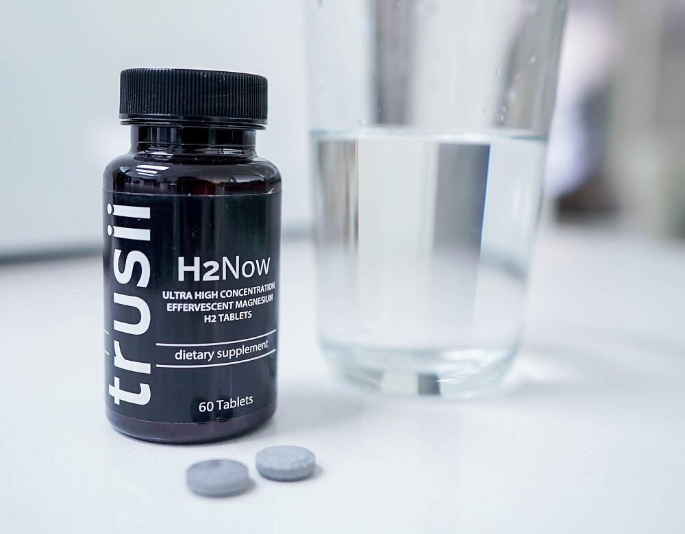 trusii molecular hydrogen supplement