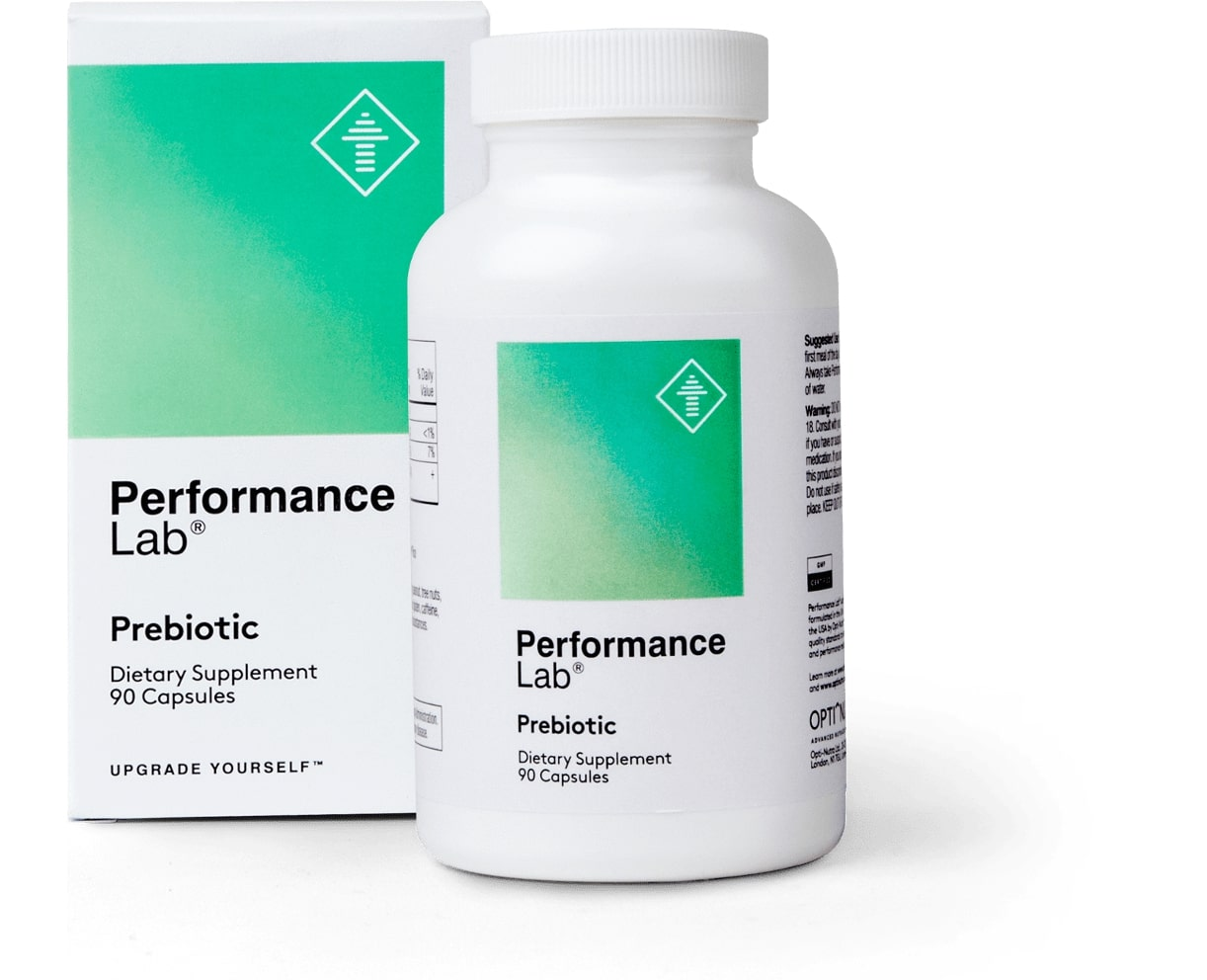 Performance Lab Prebiotic Review (2019)