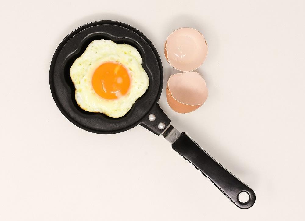 egg yolk - a source of zinc