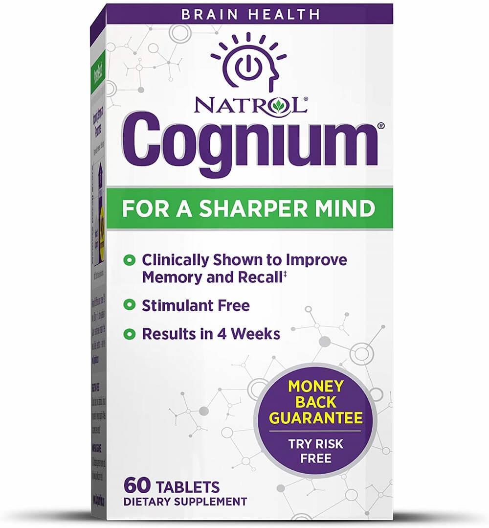 natrol cognium review