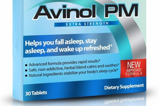Avinol PM Review – Will It Improve Your Sleep Quality?