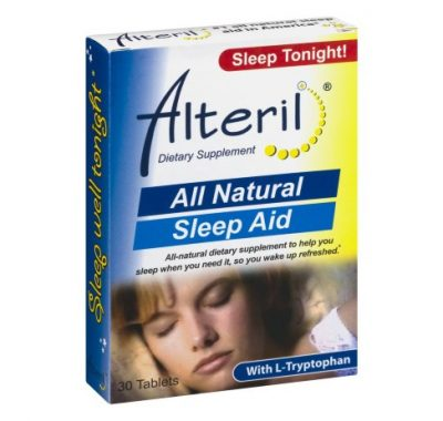 Alteril Review: Does This Sleep Aid Work?