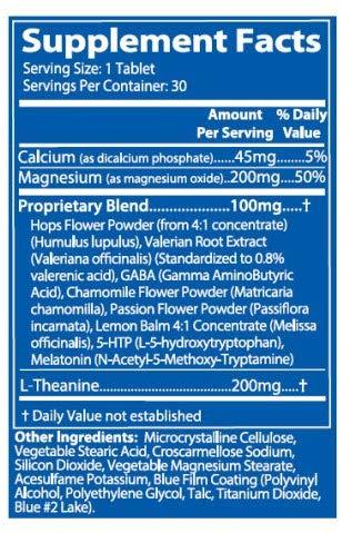 avinol pm ingredients