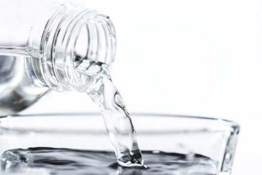 Drinking Water For Detox and Weight Loss