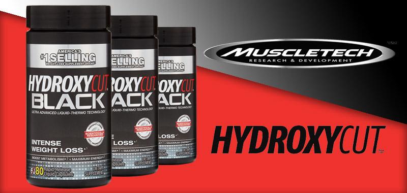 Hydroxycut Black