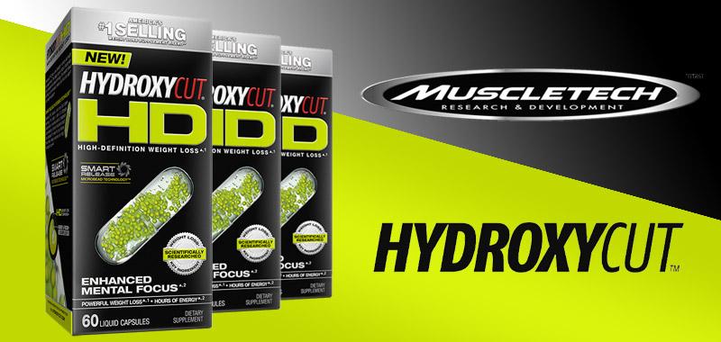 Hydroxycut HD