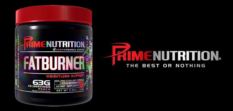 Prime Nutrition Fat Burner