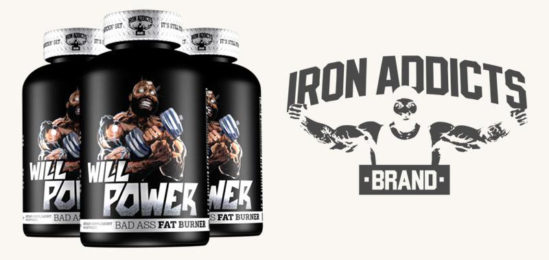 Iron Addicts Will Power