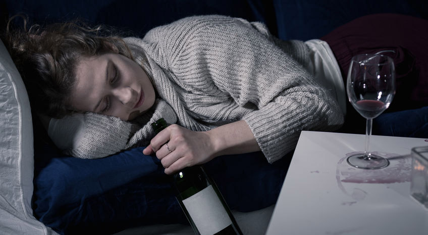 Melatonin and Alcohol
