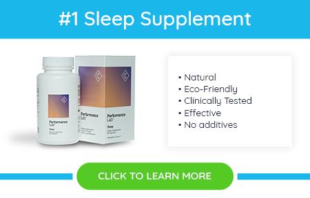 #1 Sleep Supplement